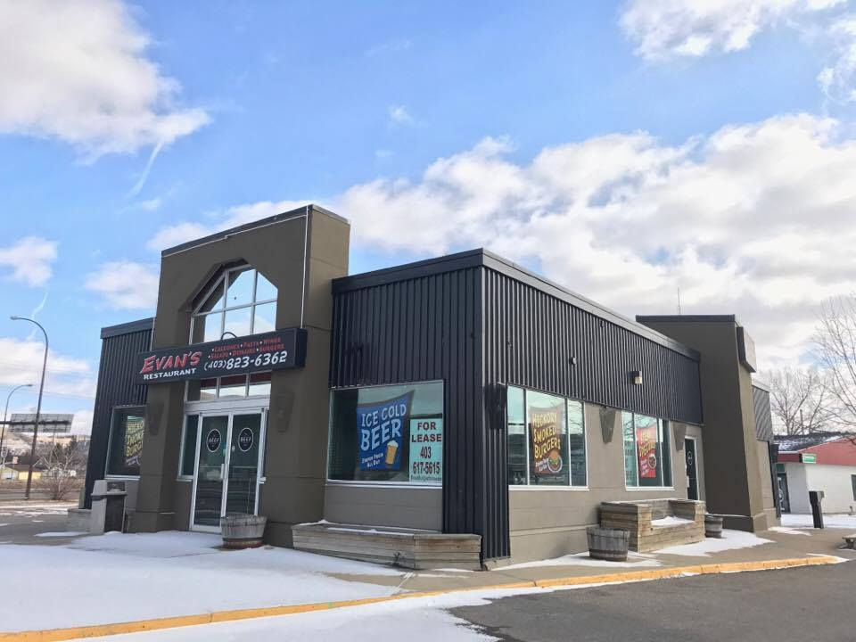The Chopped Leaf Opening Soon In Drumheller