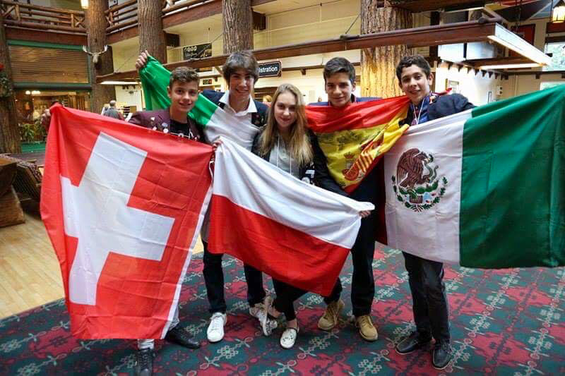 Rotary Club exchange students finishes year long trip in Drumheller