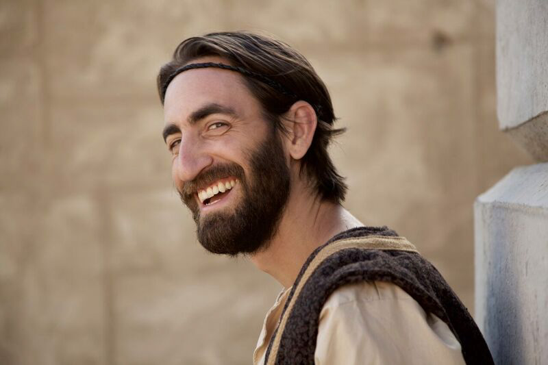 Giovanni Mocibob plays Jesus. Photo Credit: Royal Sproule