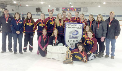 Rockyford Ringers Provincial Champions