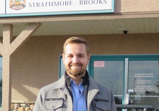 Taxpayer watchdog vies for Strathmore-Brooks nomination
