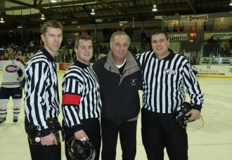 Referees needed for upcoming hockey season
