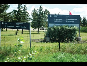 Drumheller Institution in lockdown following assault
