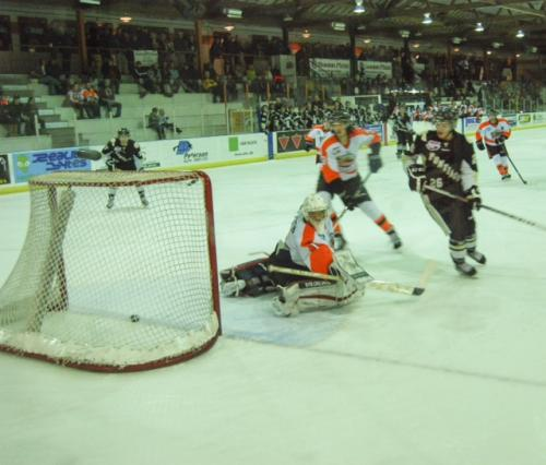 Dragons take one point in overtime loss to Bonnyville