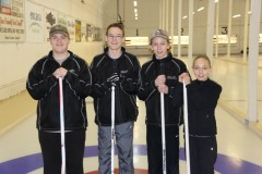 Three hills jr curling