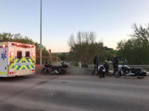 Drumheller May 19 2018 Motorcycle Incident