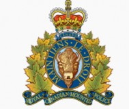 RCMP CREST COLOUR