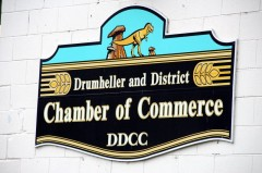 chamber commerce sign