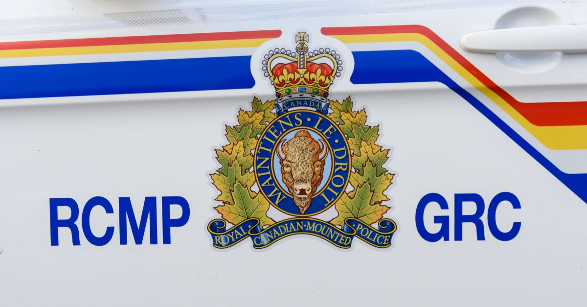 RCMP vehicle logo