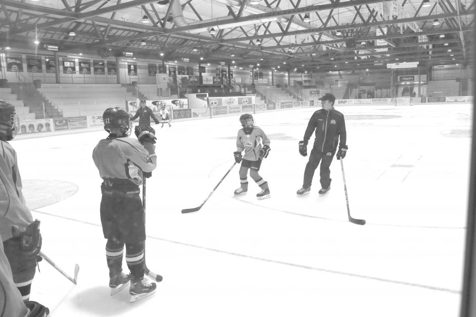 Dragons Hockey Camp