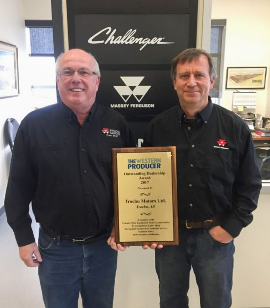 Jack and Rich Outstanding Dealer Award