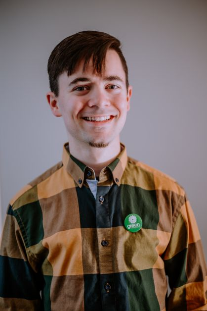 GeordieNelson GreenPartyCandidate photo 2019 07 12