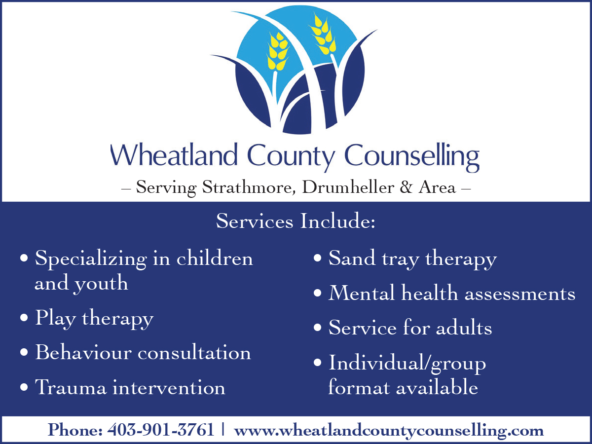 Wheatland County Counselling