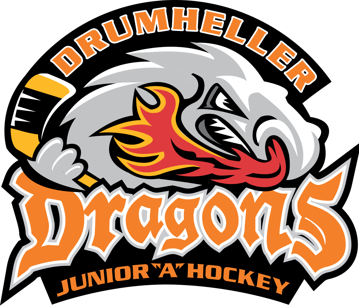 The Drumheller Dragons AJHL hockey team commit to another season of play with their schedule becoming available in