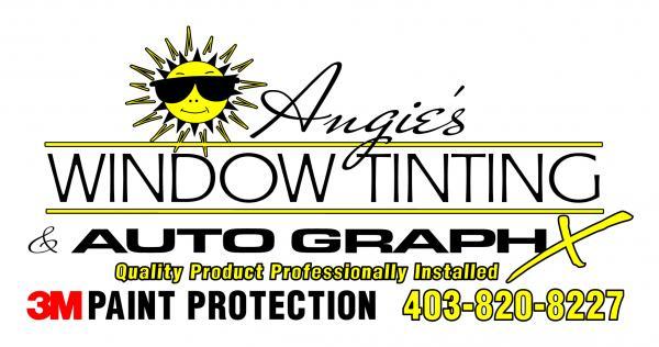 Angie's Window Tinting & AutoGraphx